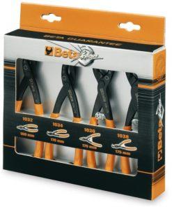 BETA 1031/S4 Serie di 4 pinze per anelli elastici di sicurezza_2