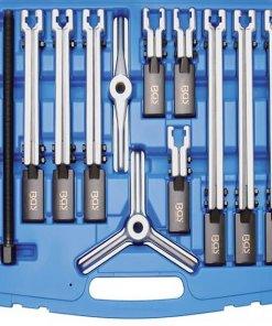 FERMEC BGS 7760 Set 12 pezzi, estrattori a 2 e 3 zampe