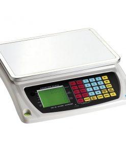 Fervi B004/30 Bilancia elettronica digitale conta pezzi ricaricabile