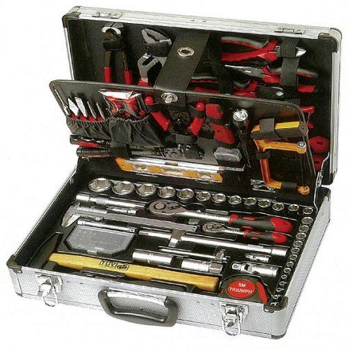 FERMEC 24128 Valigetta utensili professionali con bussole