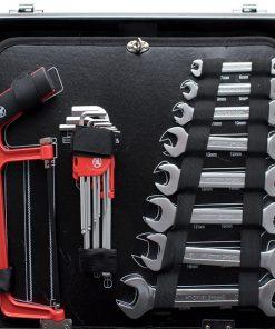 FERMEC BGS 2204 Cassetta in alluminio con 129 utensili_4