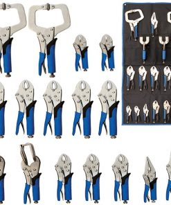 FERMEC BGS 4495 Set pinze autobloccanti 16 pezzi