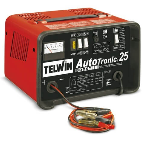 Telwin caricabatterie Autotronic 25